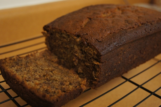 Todd English Banana Bread