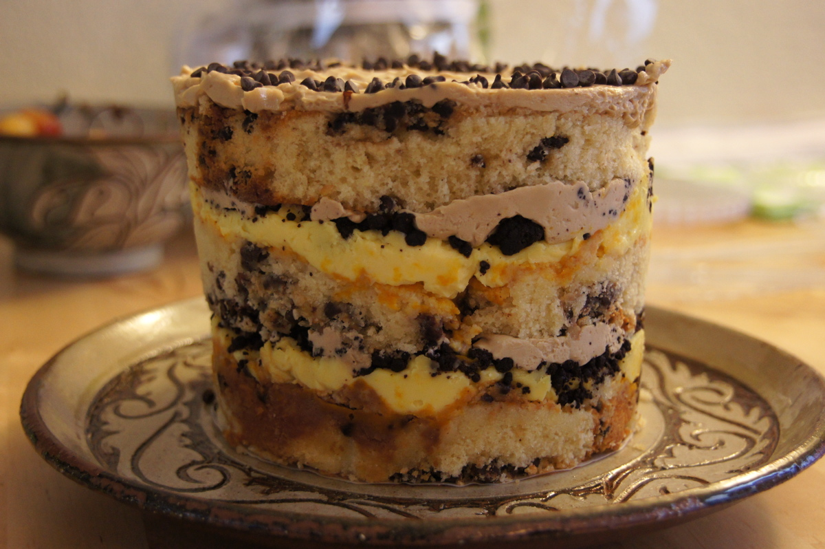 Chocolate Chip Layer Cake Momofuku Recipe