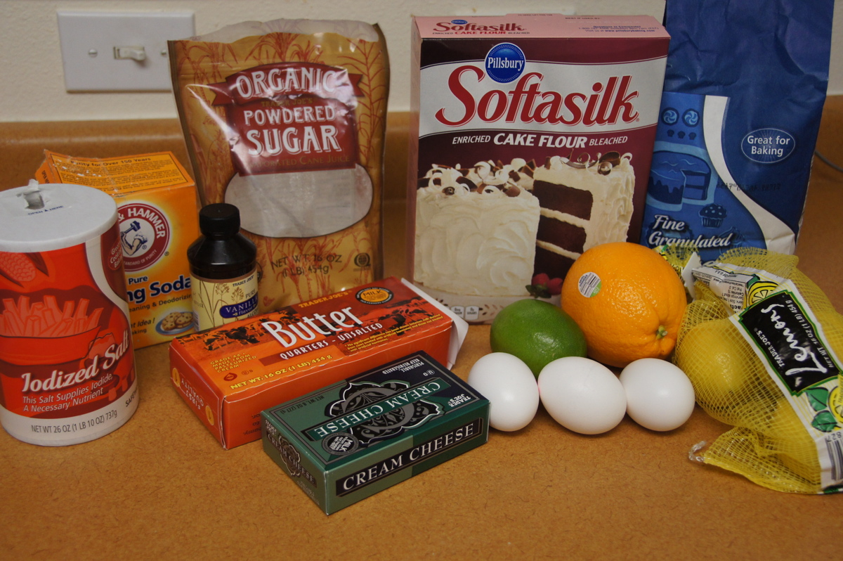 Recipe Review: Cream Cheese Pound Cake with Citrus Glaze ...