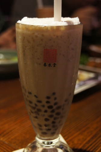 Chun Sui Tang Bubble Tea