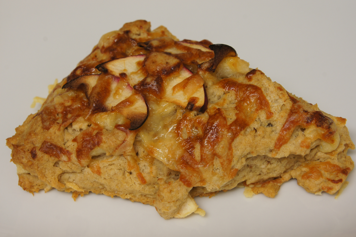 Recipes from Craftsman and Wolves: Apple Gruyere Scone, Cocoa Carrot ...
