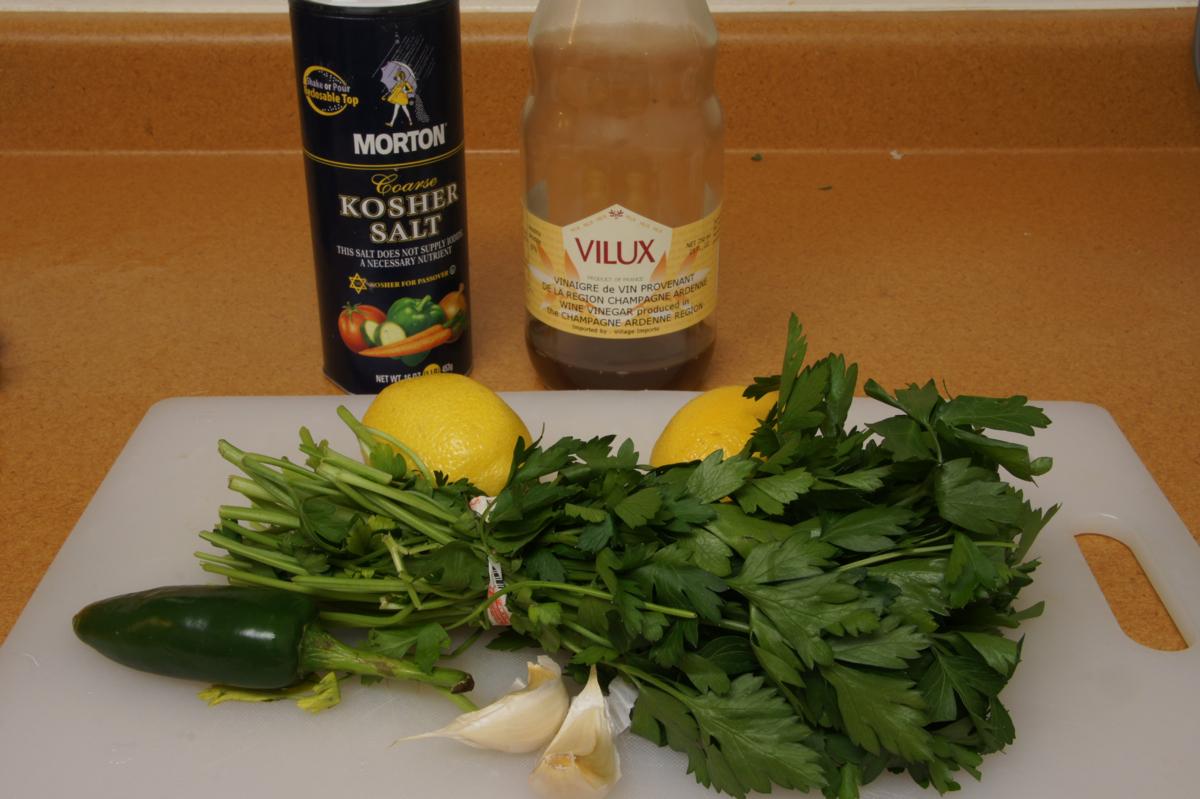 Recipe Review: Ottolenghi Hummus Kawarma (Lamb) with Lemon ...