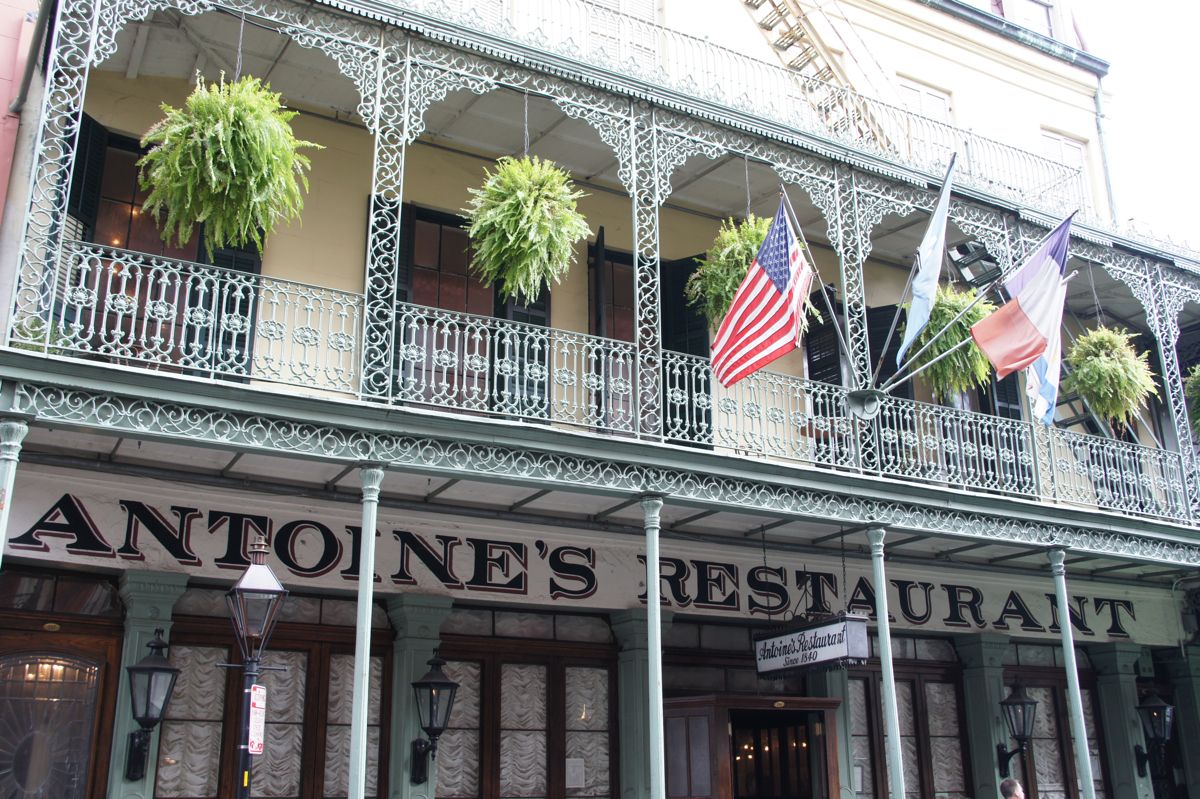Classic New Orleans Commander S Palace And Antoine S
