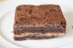 PureBread caramelized banana brownie