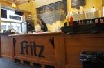Fritz European Fry House interior