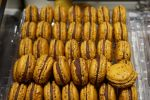 Chocolate Passionfruit Macarons