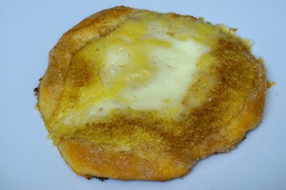 Cinnamon Cream Brioche