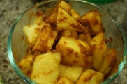 pineapple kimchi